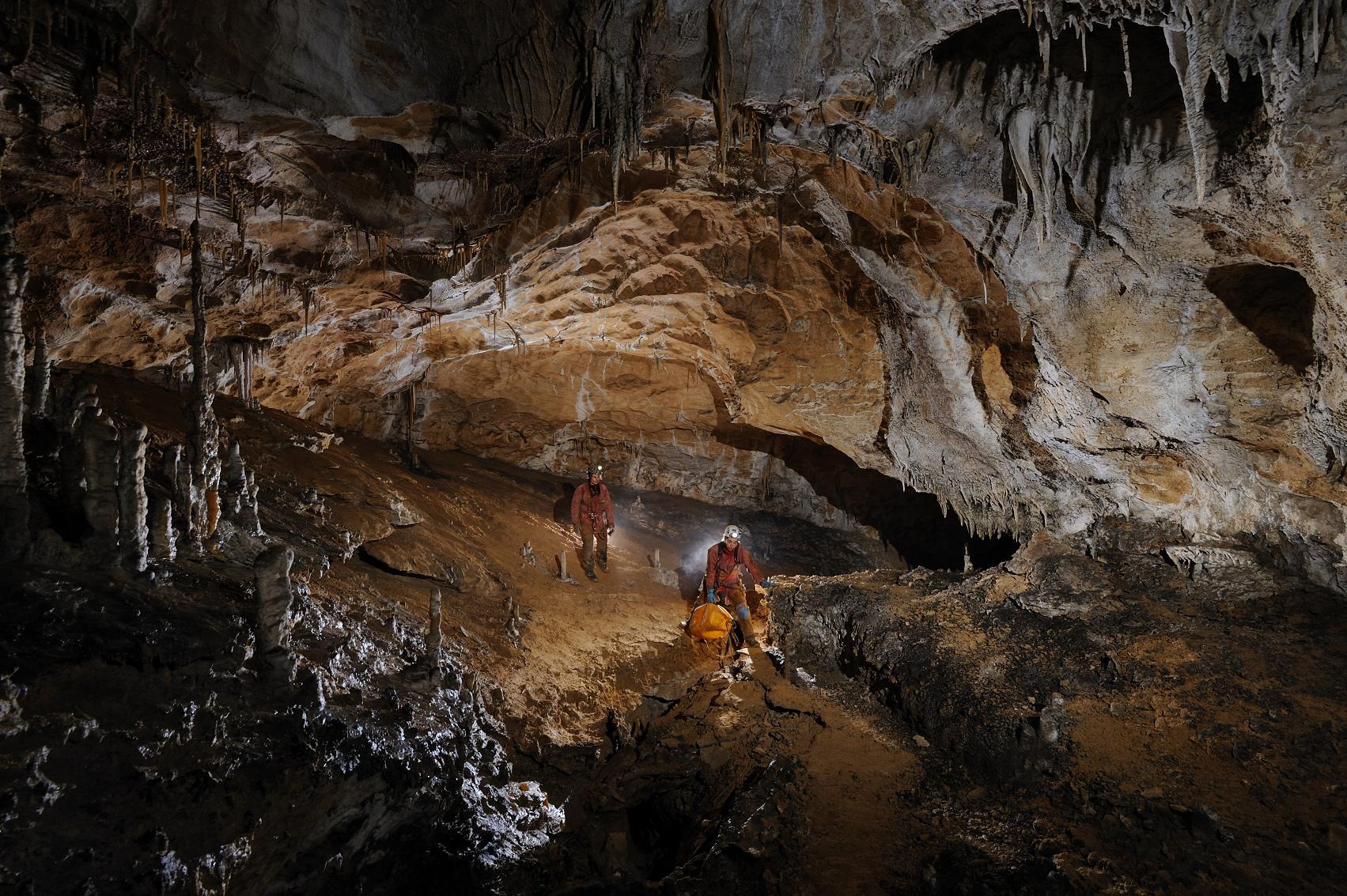 Grotte Guiers-Mort