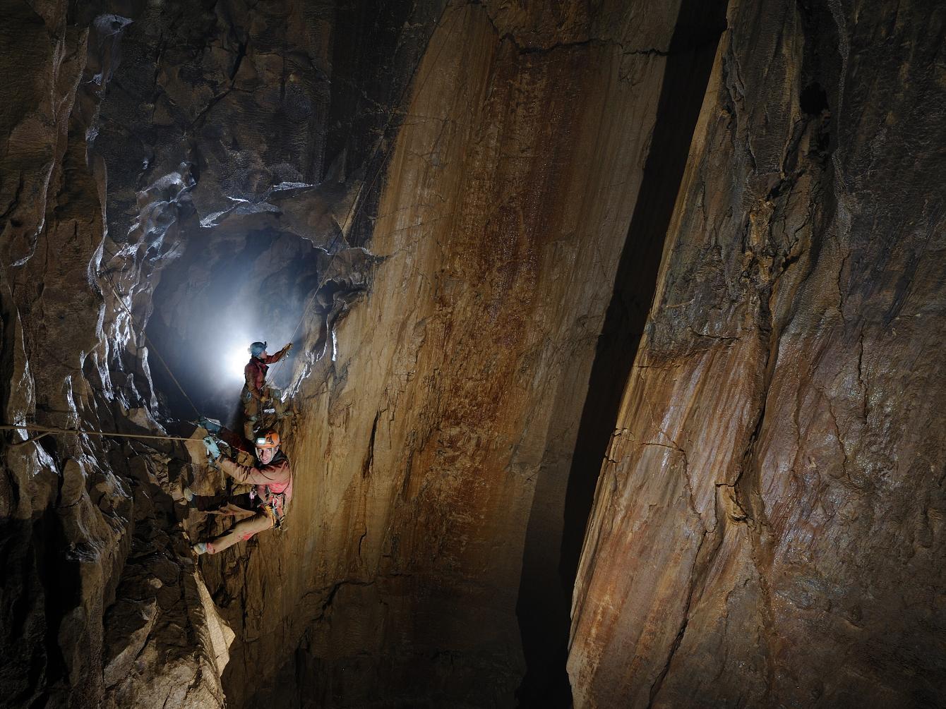 Grotte de la Falconette