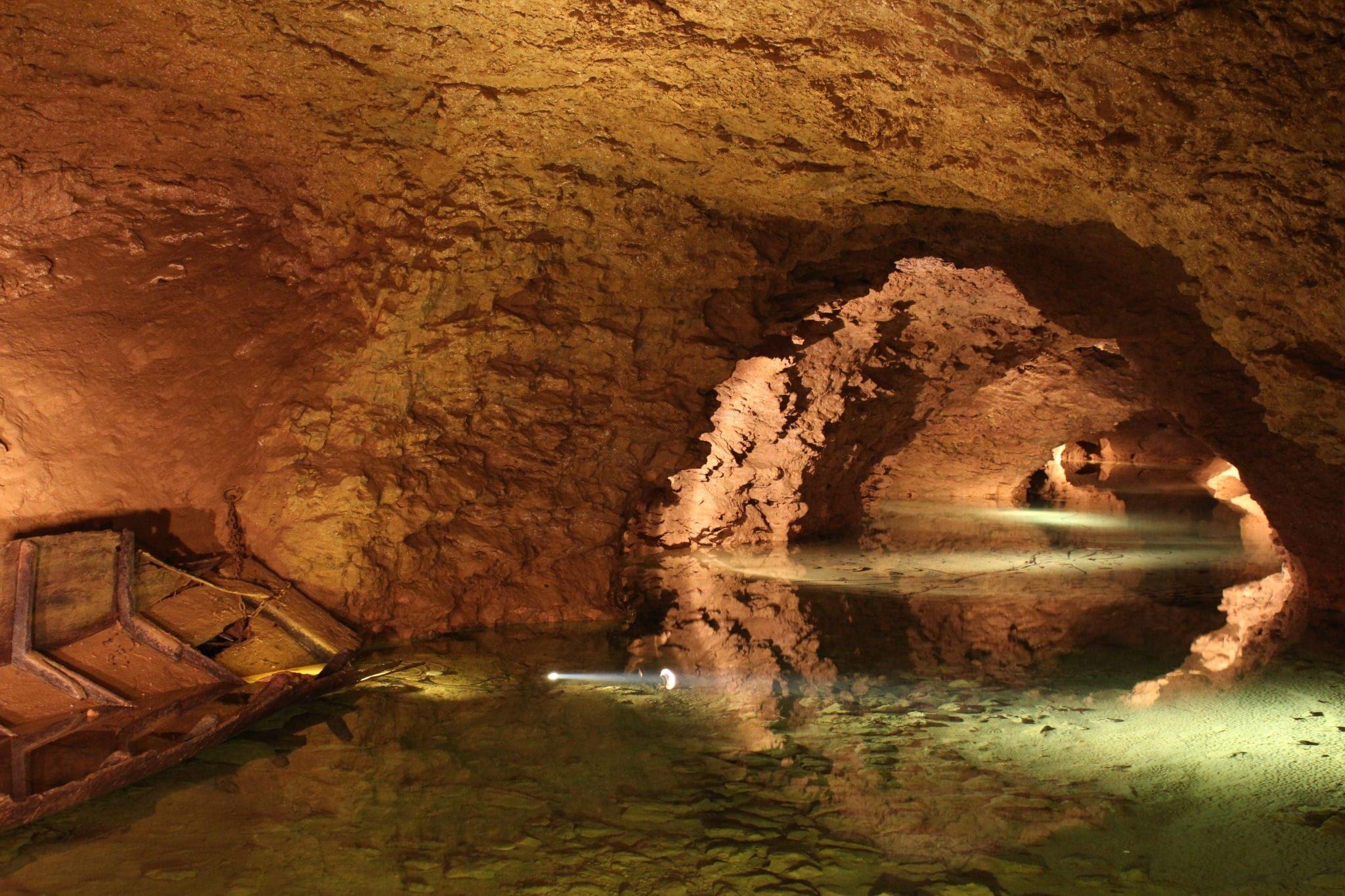 Grottes du Cerdon  + Grottes de La Balme