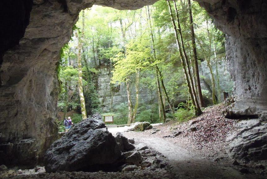 Grottes des Echelles (Chartreuse) + heritage visit